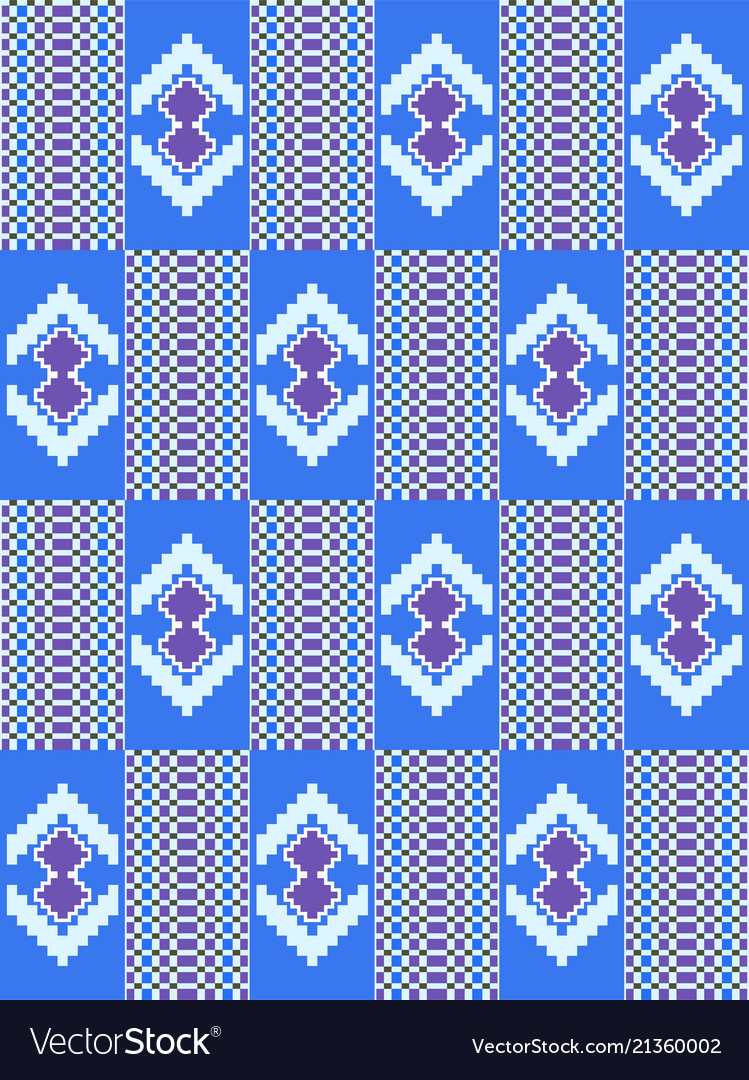 African kente cloth ethnic fabric seamless