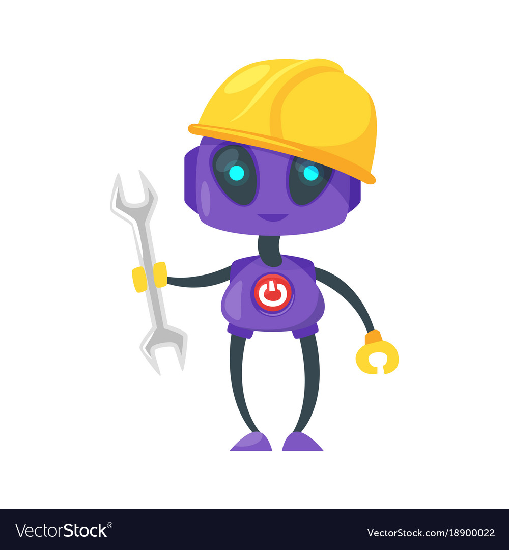 Engineer or worker robot