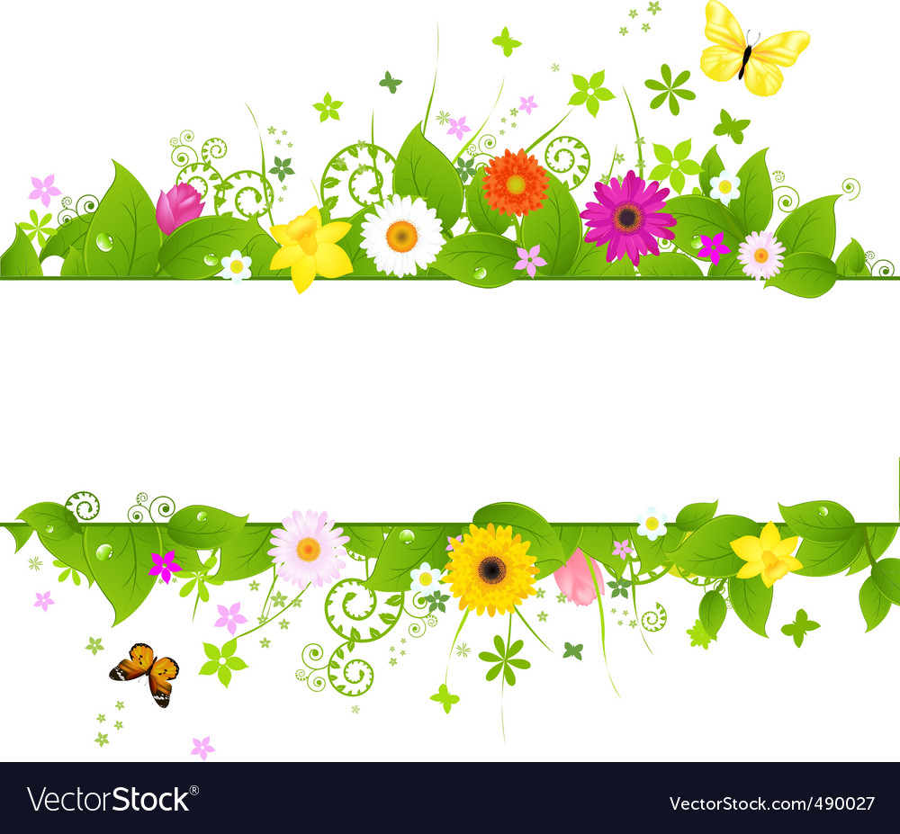 spring background royalty free vector image vectorstock rh vectorstock com vector print vectra springs