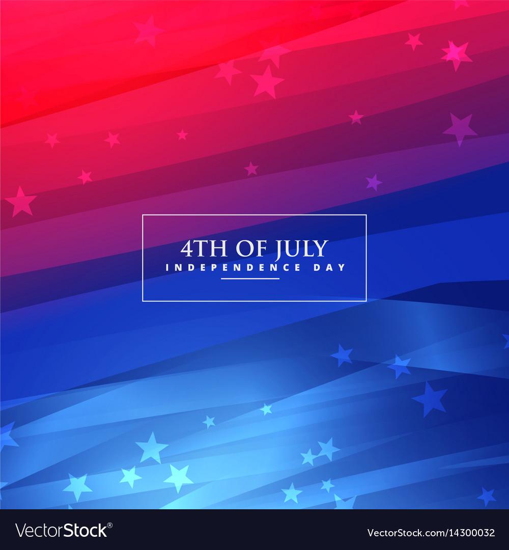 Beautiful 4th july background