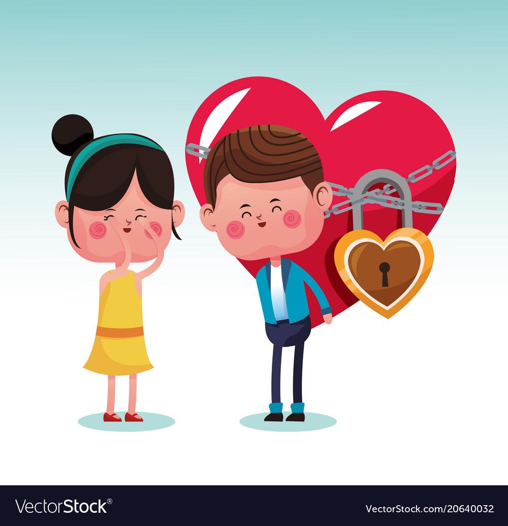 In Love Cartoon: Cute Cople Images
