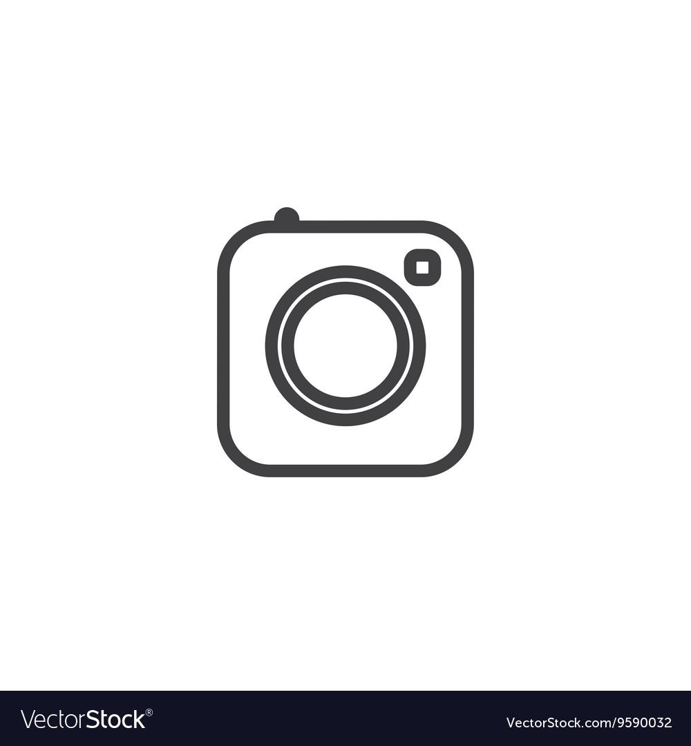 Social Media Icon photo camera instagram icons