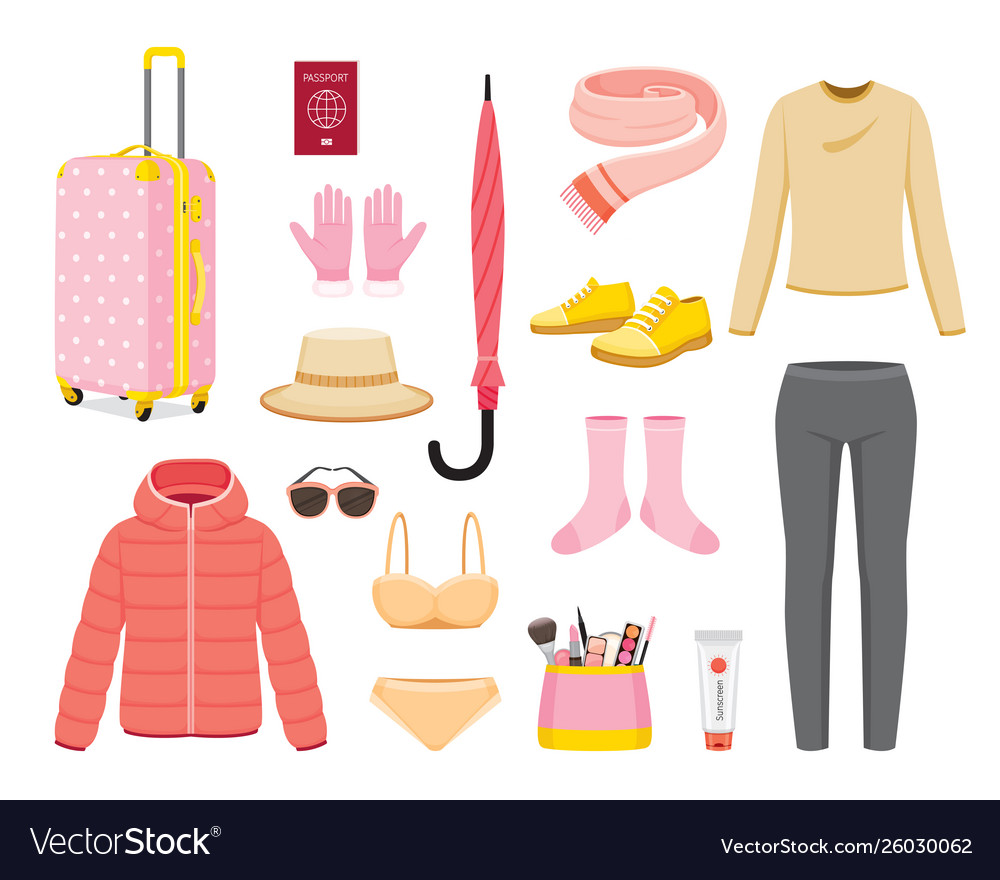 Clothes And Necessities For Winter Season Travel