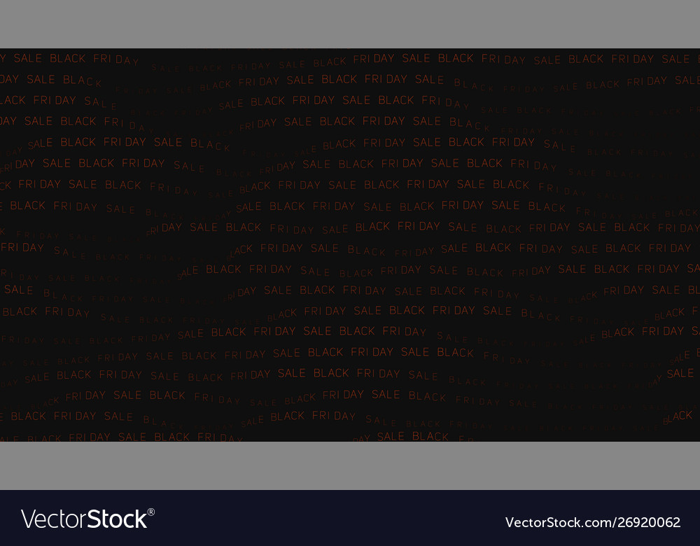 Text wave background black friday sale