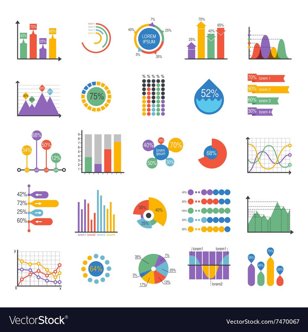 Business data graph analytics elements