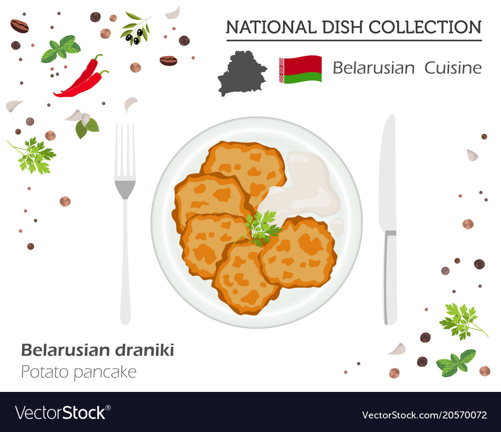 Belarusian cuisine: recipes. Dishes of national cuisine 86