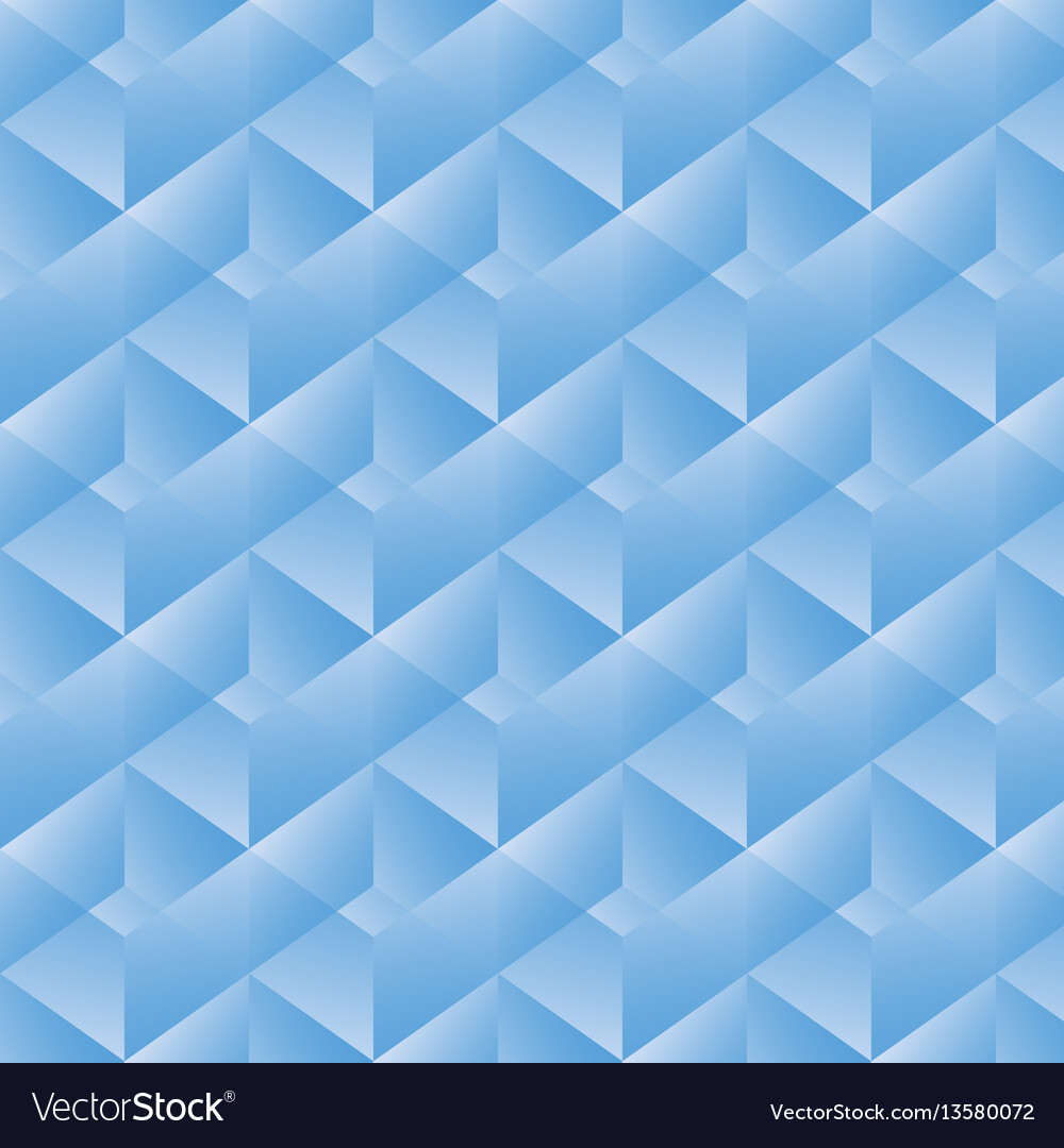 Geometric pattern with blue rectangles
