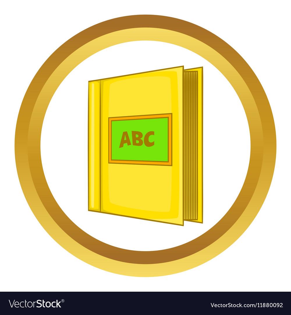 Abc book icon