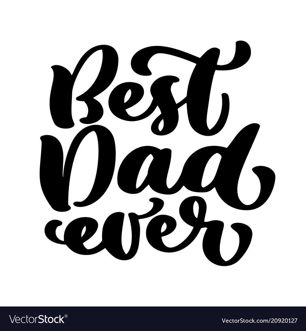 Image of: Happy The Champa Tree Isolated Happy Fathers Day Quotes On The White Vector Image