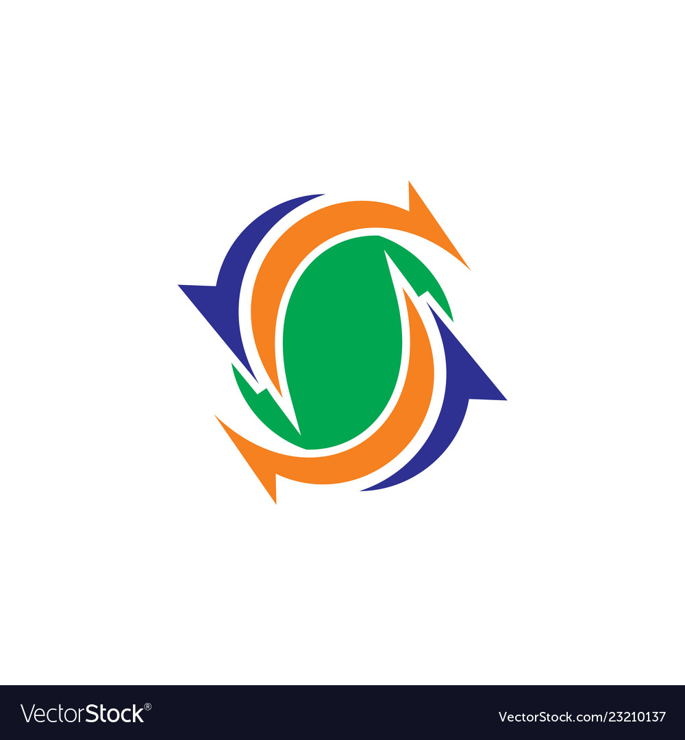 Abstract logo business