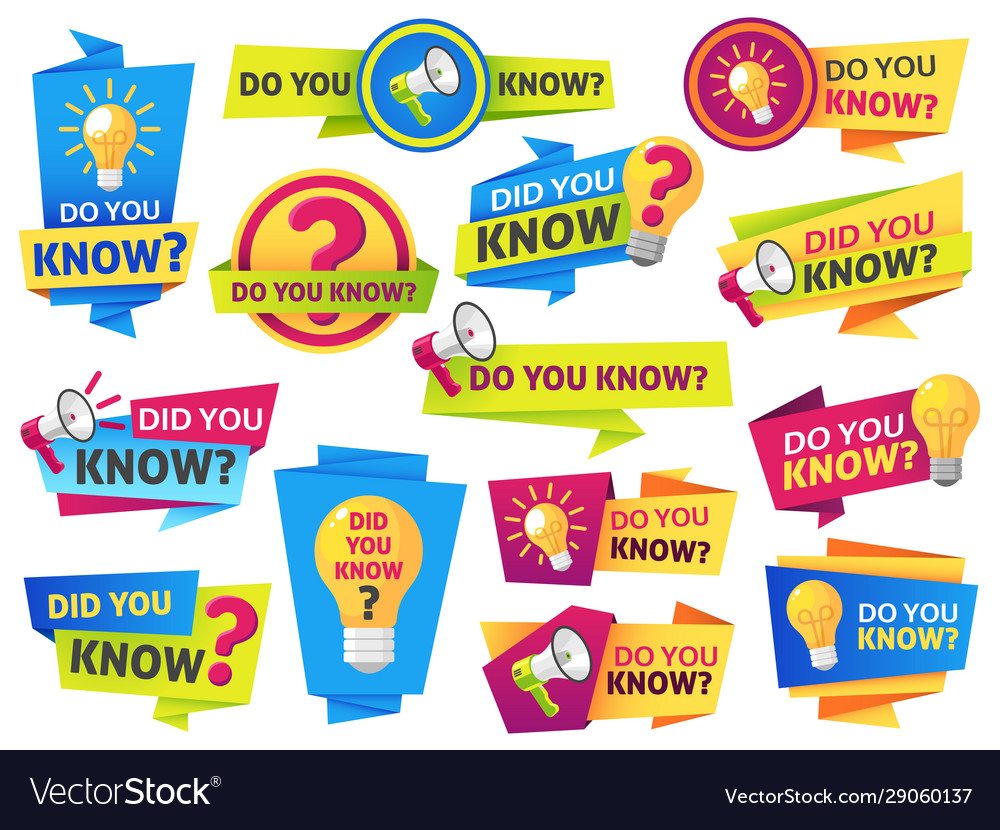 Do you know label sticker with did
