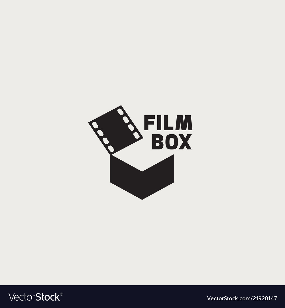 Film box logo