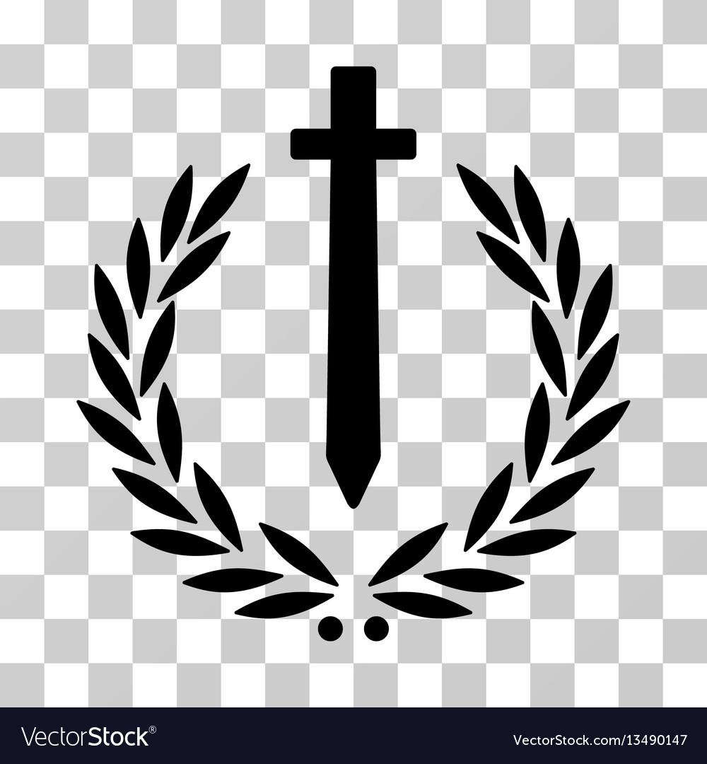 Sword honor embleme icon