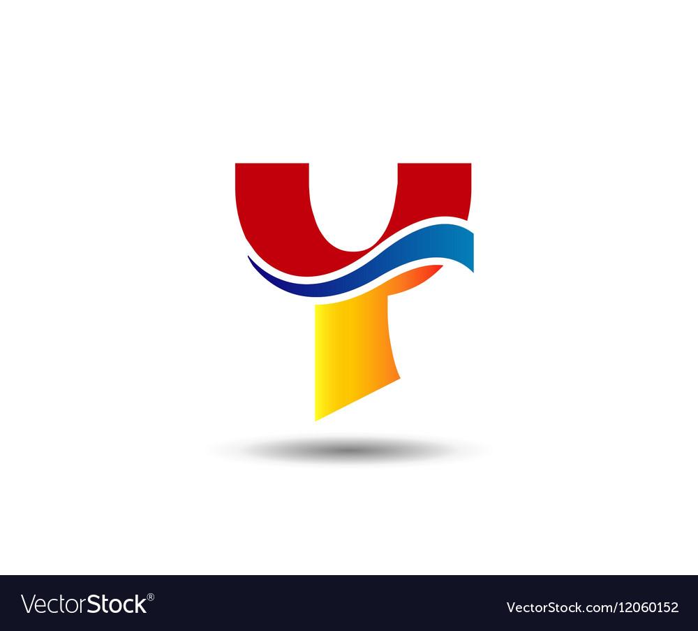 Letter y logo icon design template royalty free vector image letter y logo icon design template vector image maxwellsz