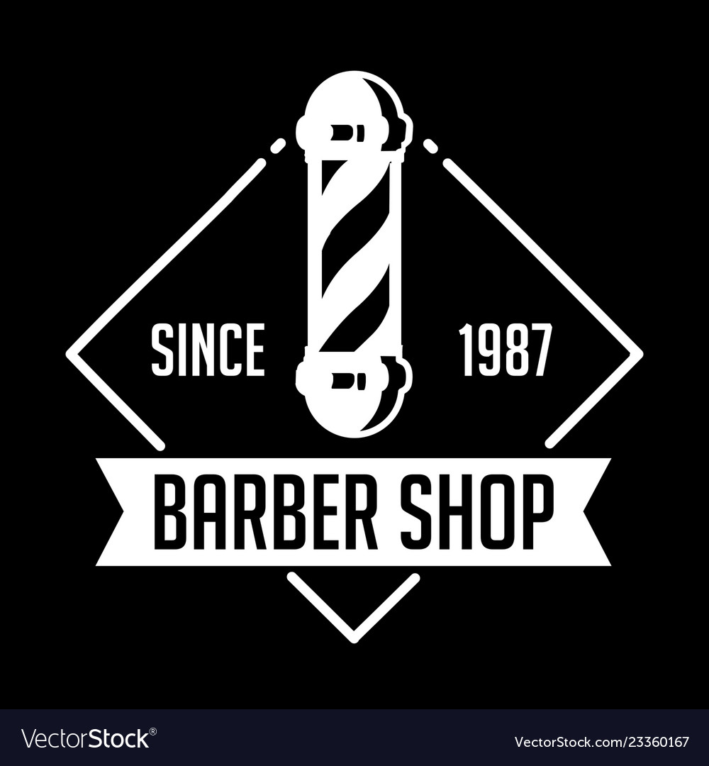 Barber badge and logo good for your shop