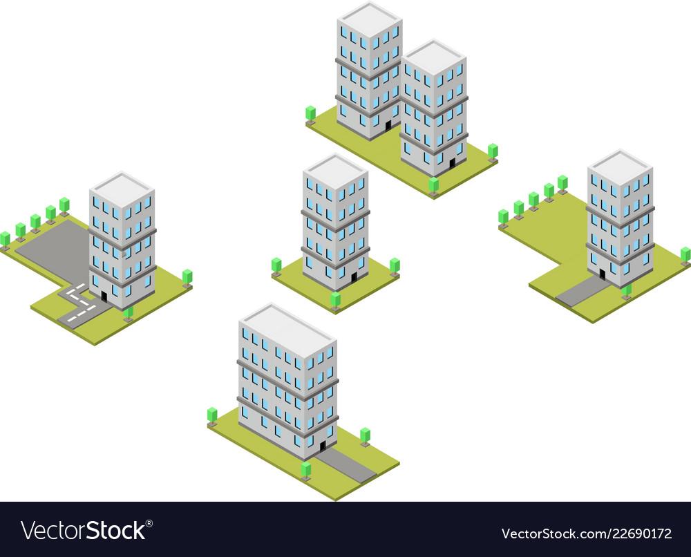 Building isometric