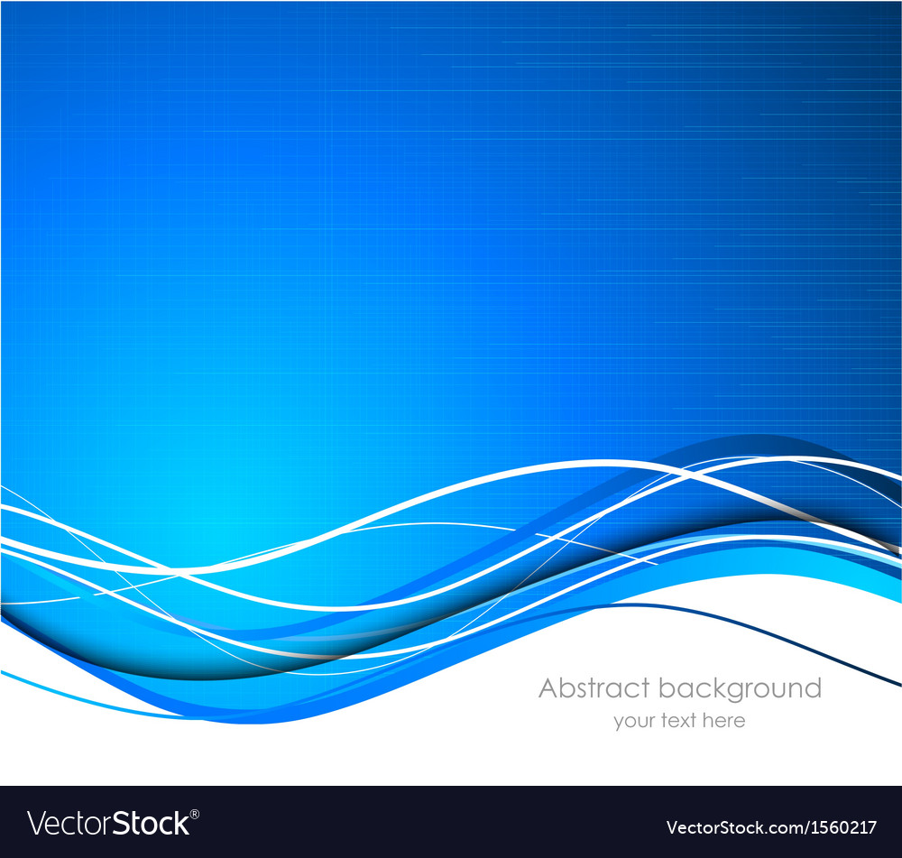 Superior Abstract Tech Background Vector Image