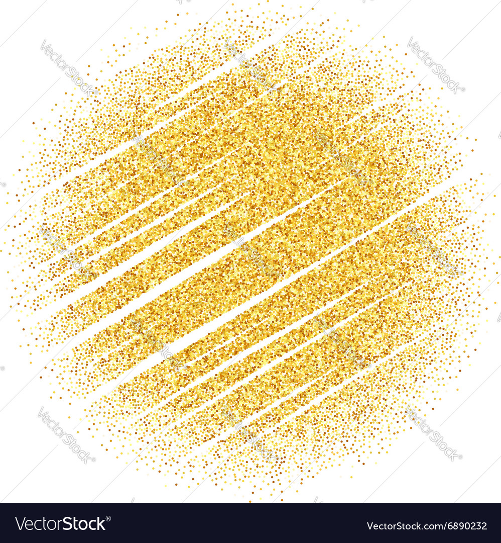 abstract gold dust glitter star wave royalty free vector. Black Bedroom Furniture Sets. Home Design Ideas
