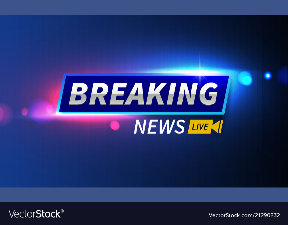 Stock logo breaking news live