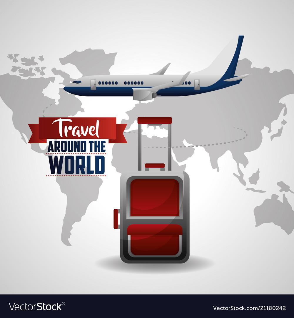 Travel around the word
