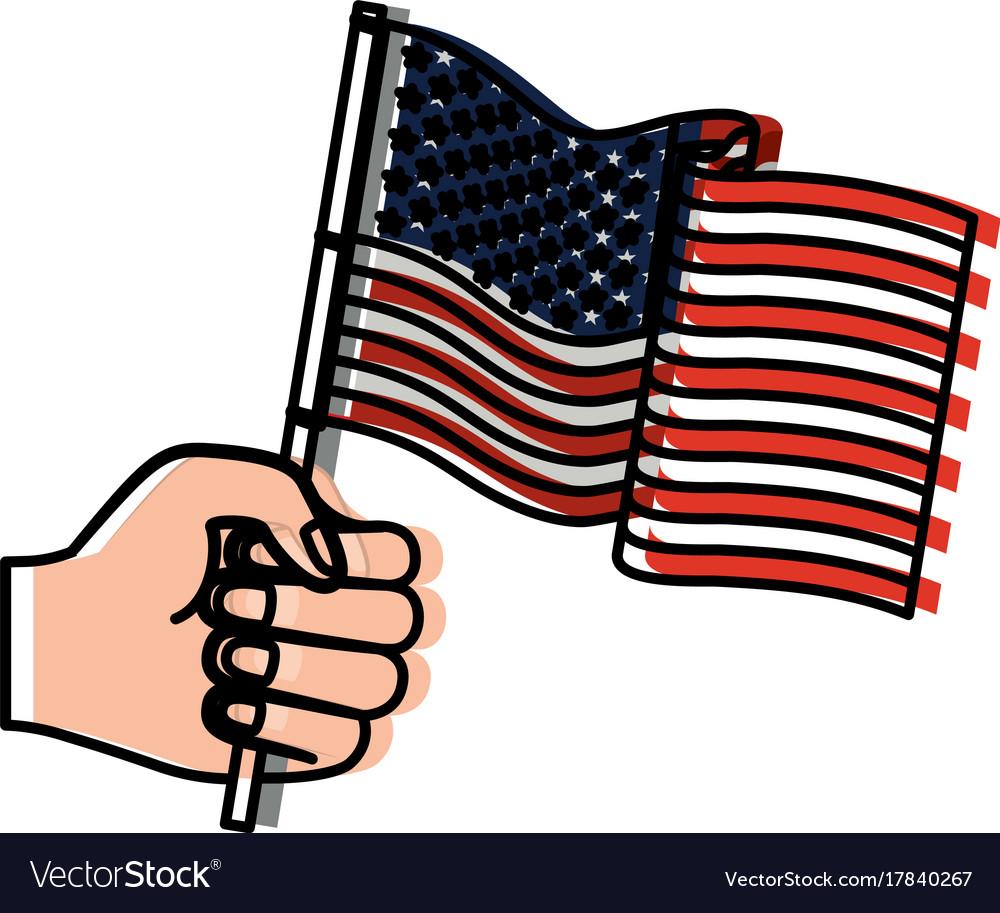Free Downl Hands Waving Flags - BerkshireRegion