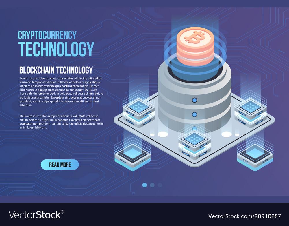 Blockchain network business template