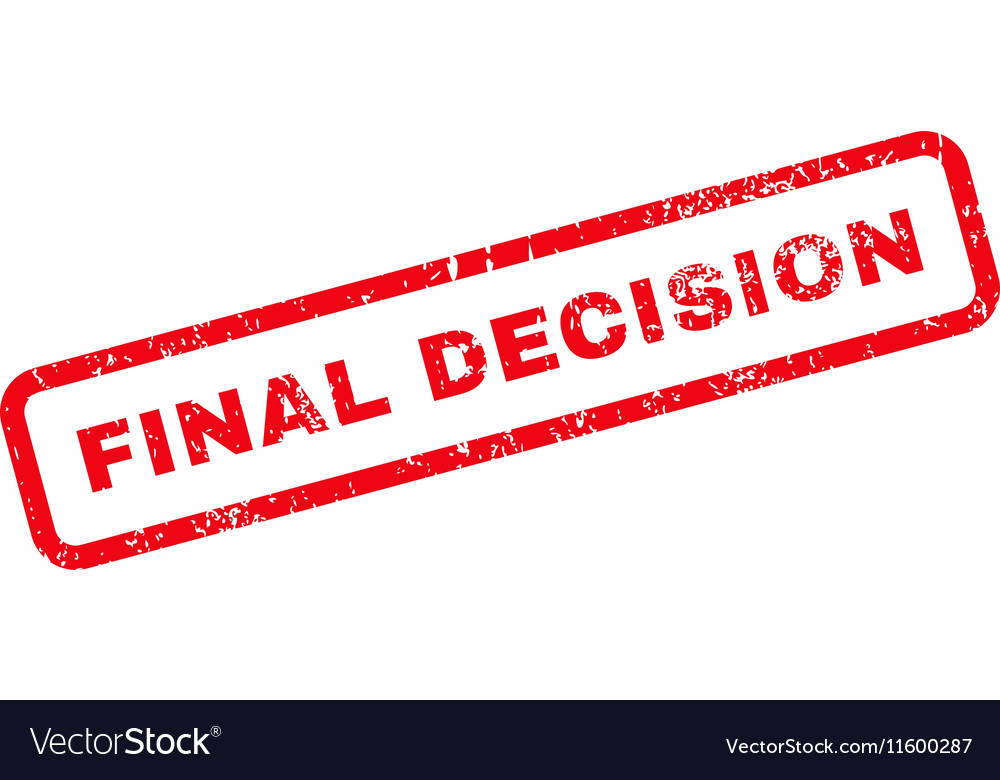 Significant Decisions and Orders