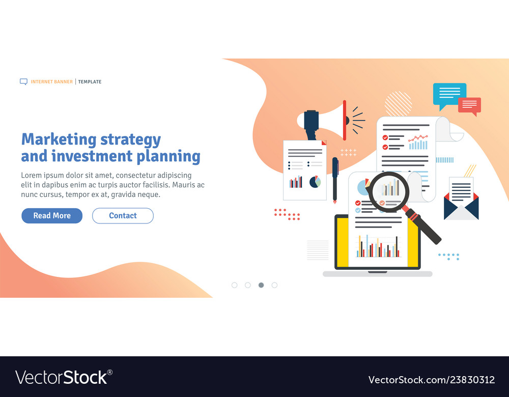 Marketing strategy and investment planning