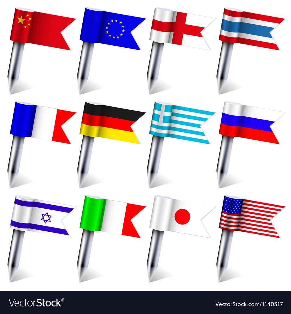 Flag count set