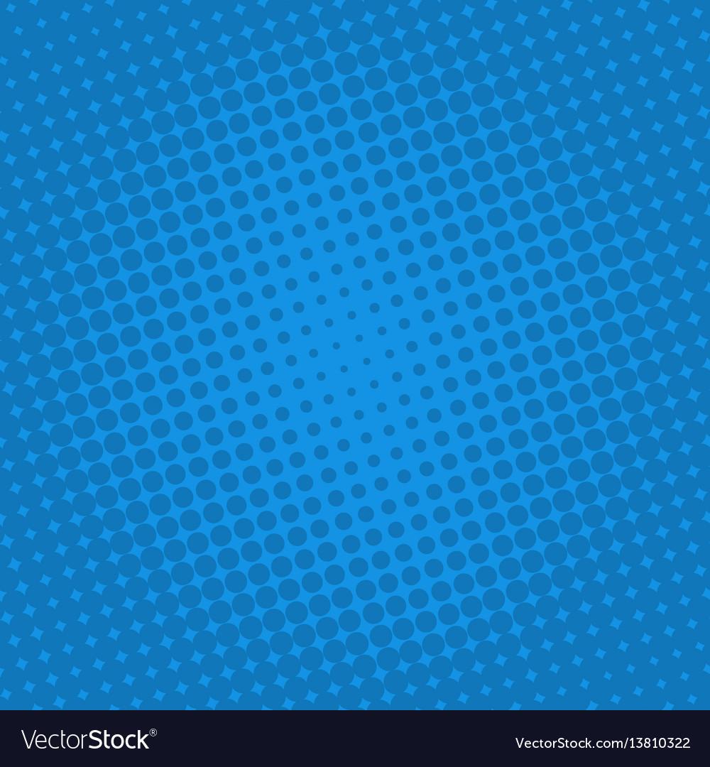 Background halftone circle
