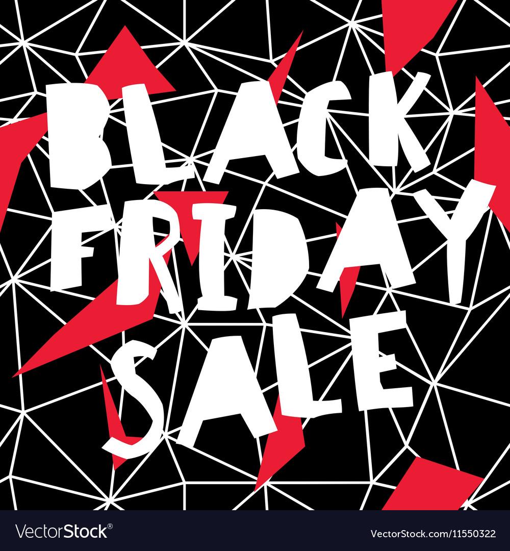 Big Sale Black Friday Sale Poster