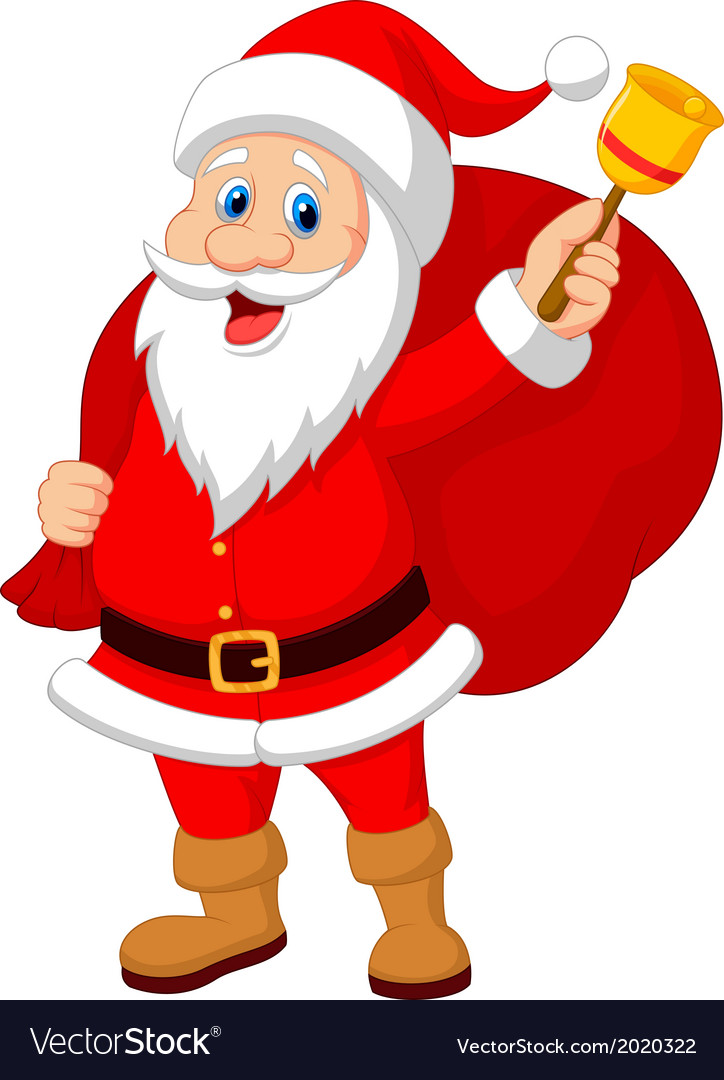 Cartoon Santa : Your cartoon santa claus stock images are ready.
