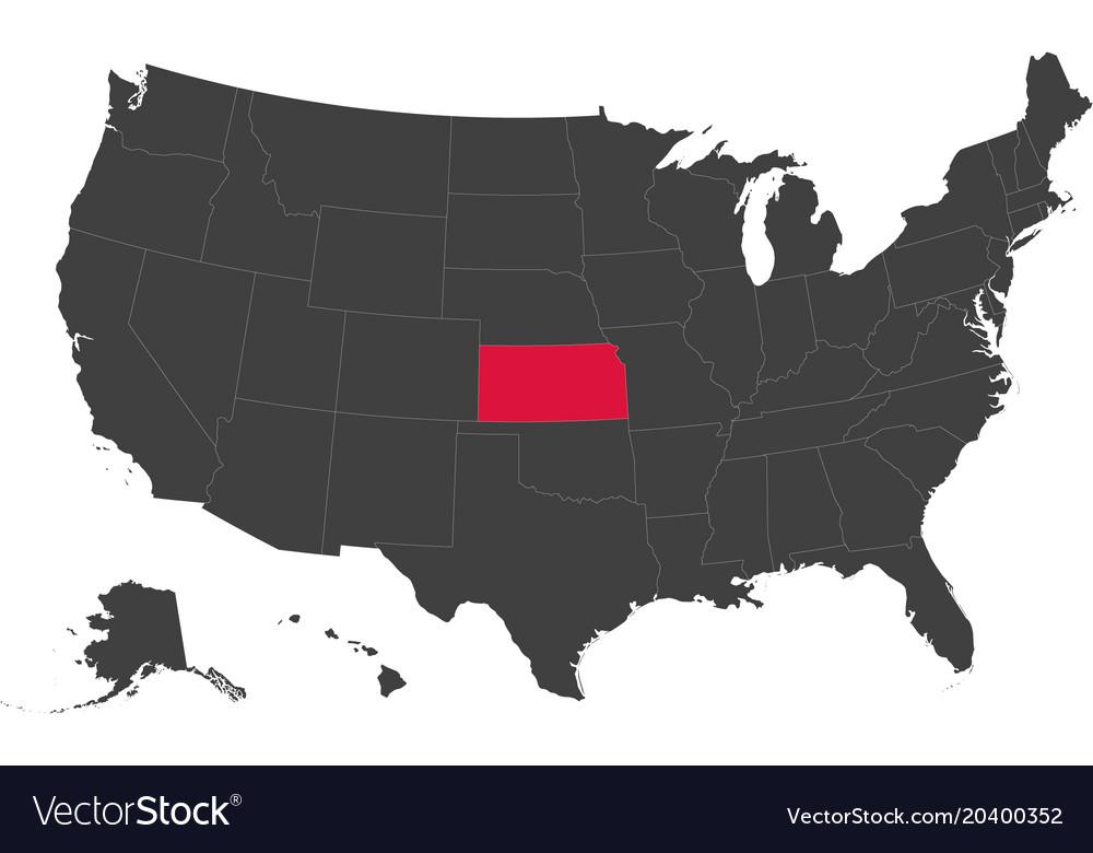 Map of usa - kansas Kansas On Map Of United States on su kansas on map, kansas on america map, kansas on usa map, kansas is a part of the united states, state in washington dc on us map, state of kansas on us map, kansas state of the united states, kansas on world map, topeka on a us map, ks on a us map,