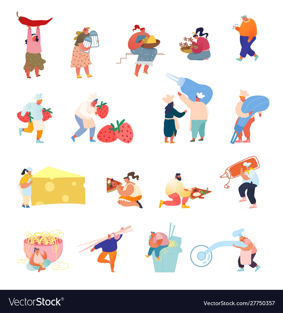 Set tiny characters in different situations