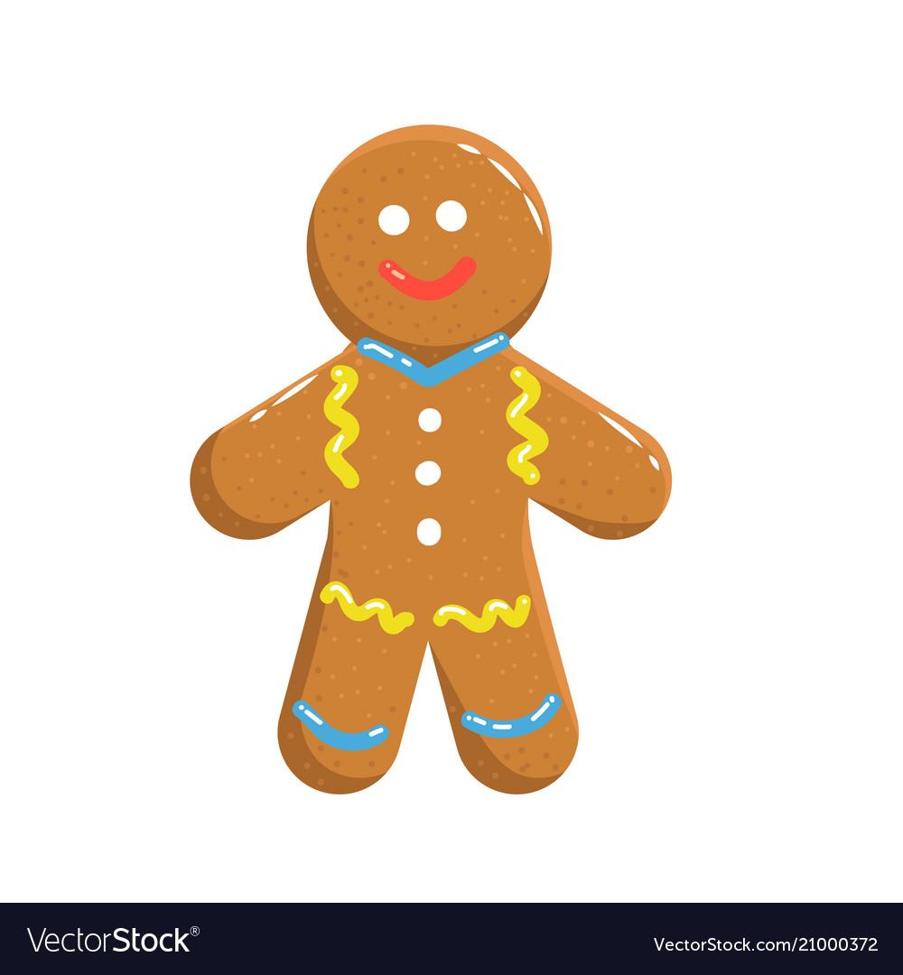 Gingerbraed cookie