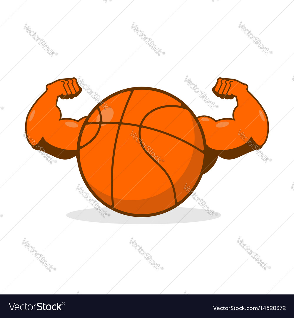 Strong basketball powerful gaming accessory