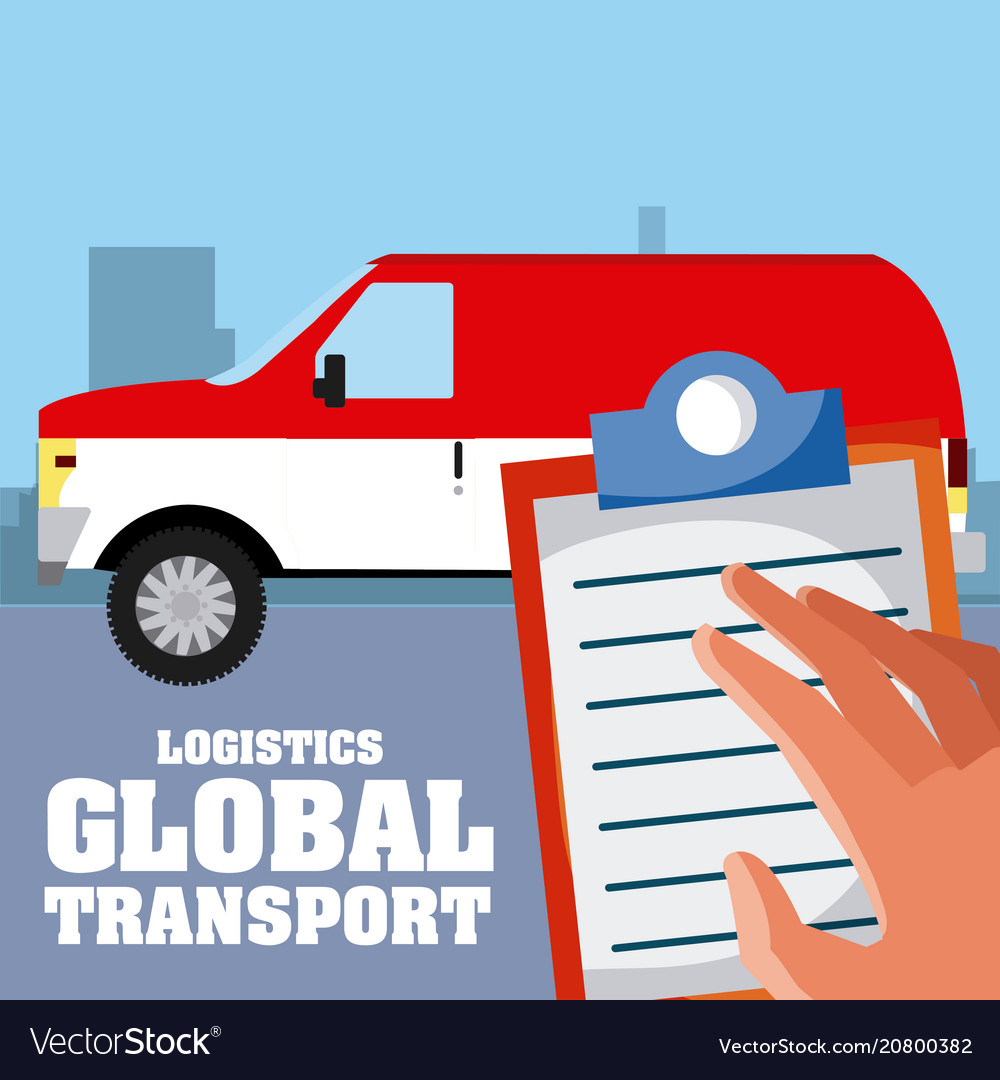 Logistic global transport concept