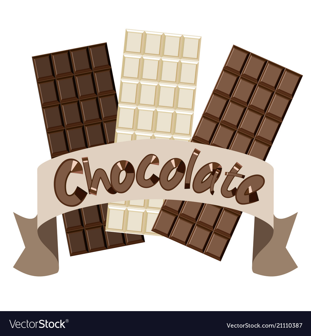 World chocolate day card