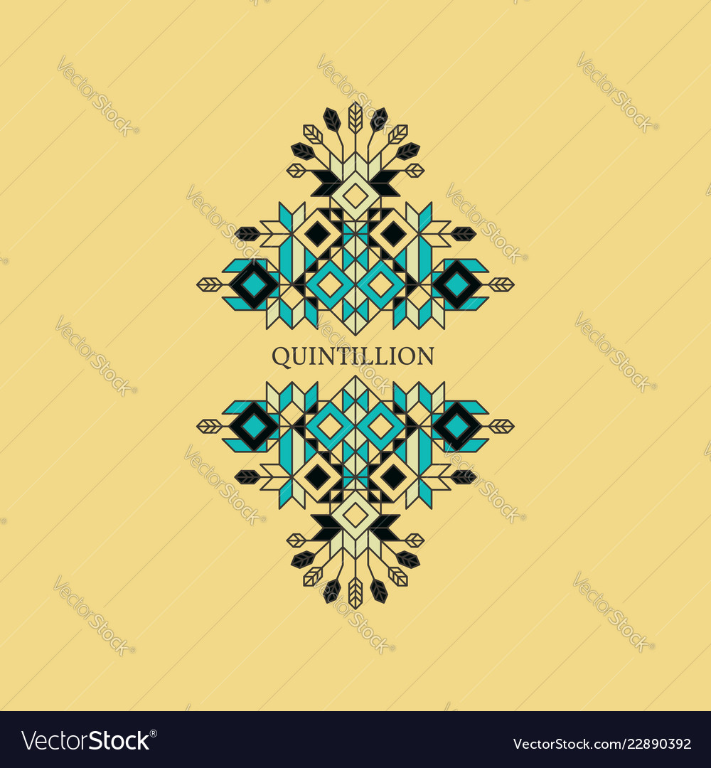 Line Art Design For Invitations Posters Vector Image