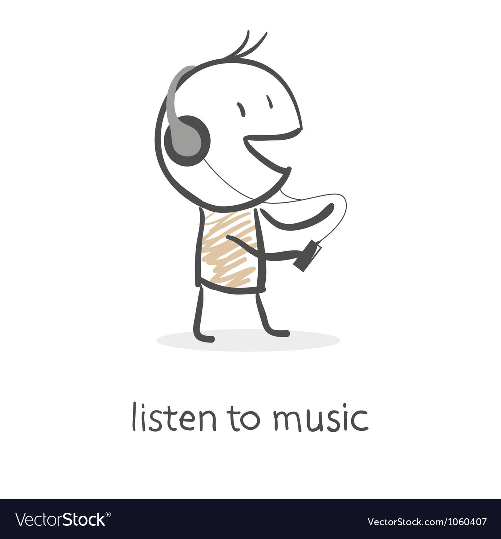 how to listen to music krehbiel