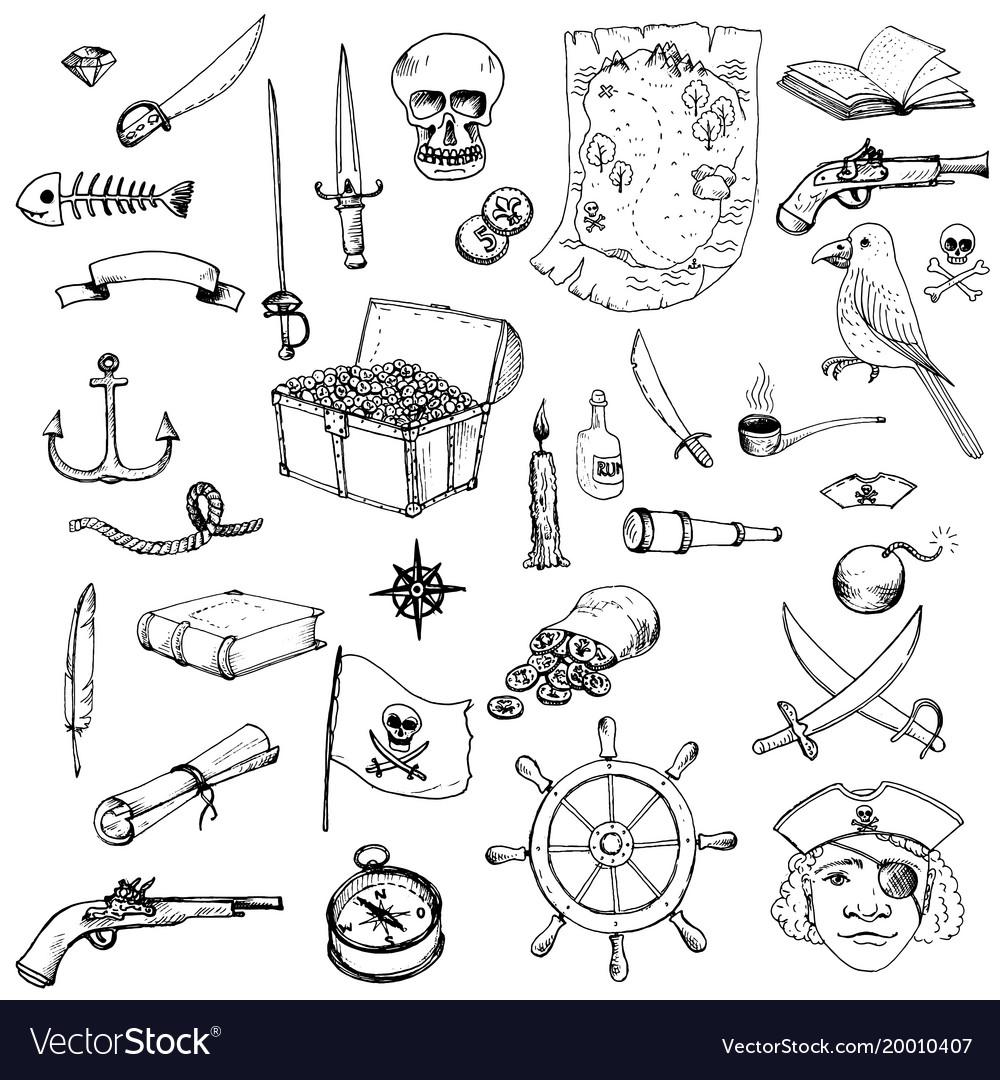 Pirates set