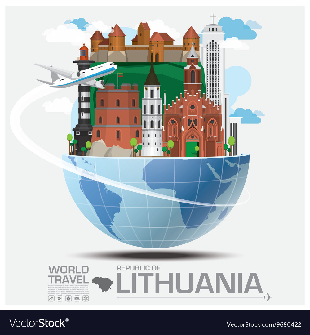 Republic Of Lithuania Landmark Global Travel And