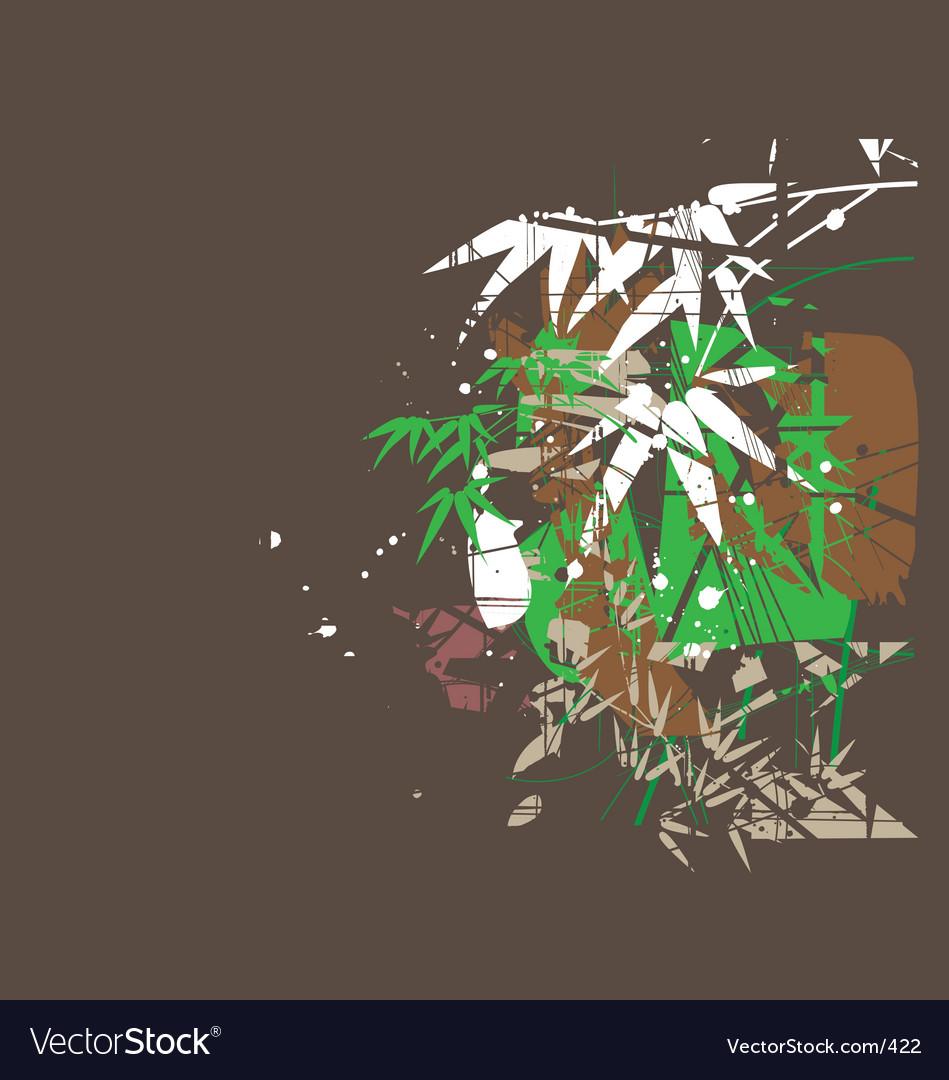 Tropical jungel green