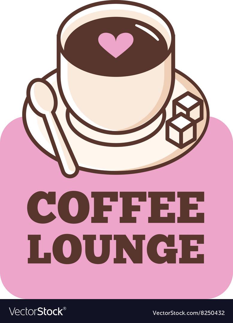 Cute coffee bar logo Coffee shop logo