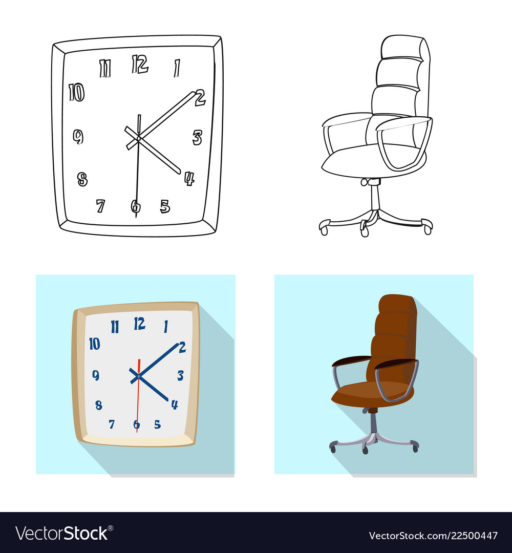 Furniture and work logo