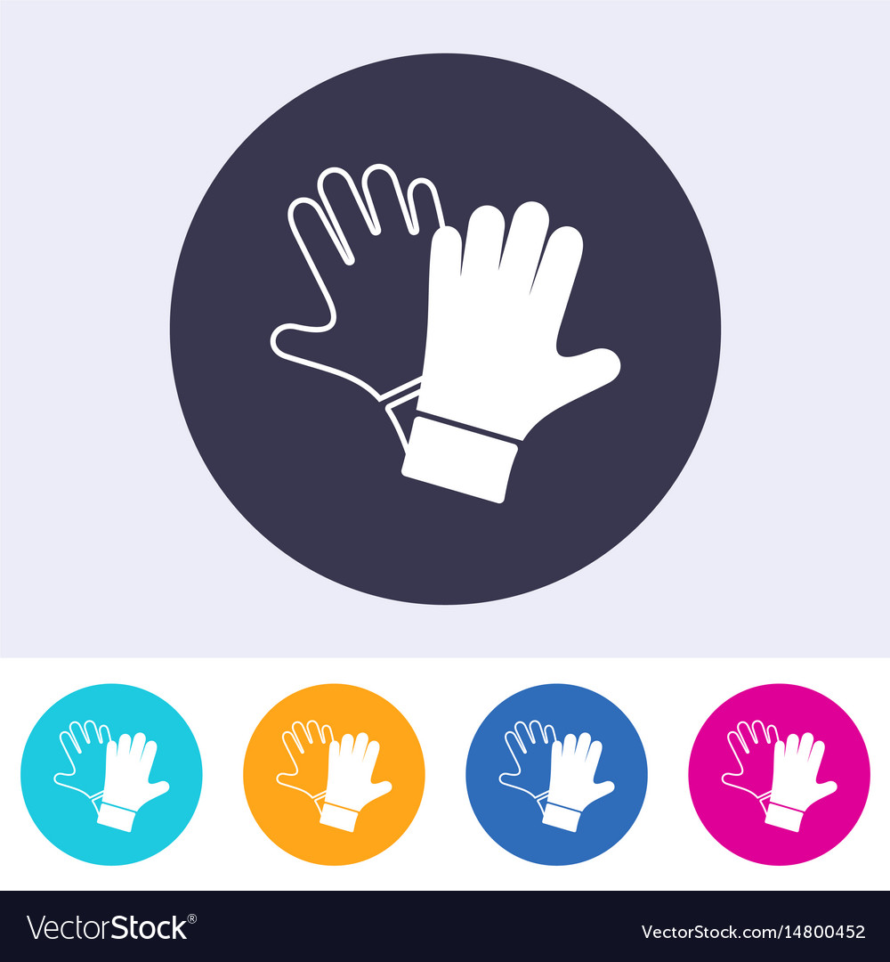 Protective gloves must be worn icon