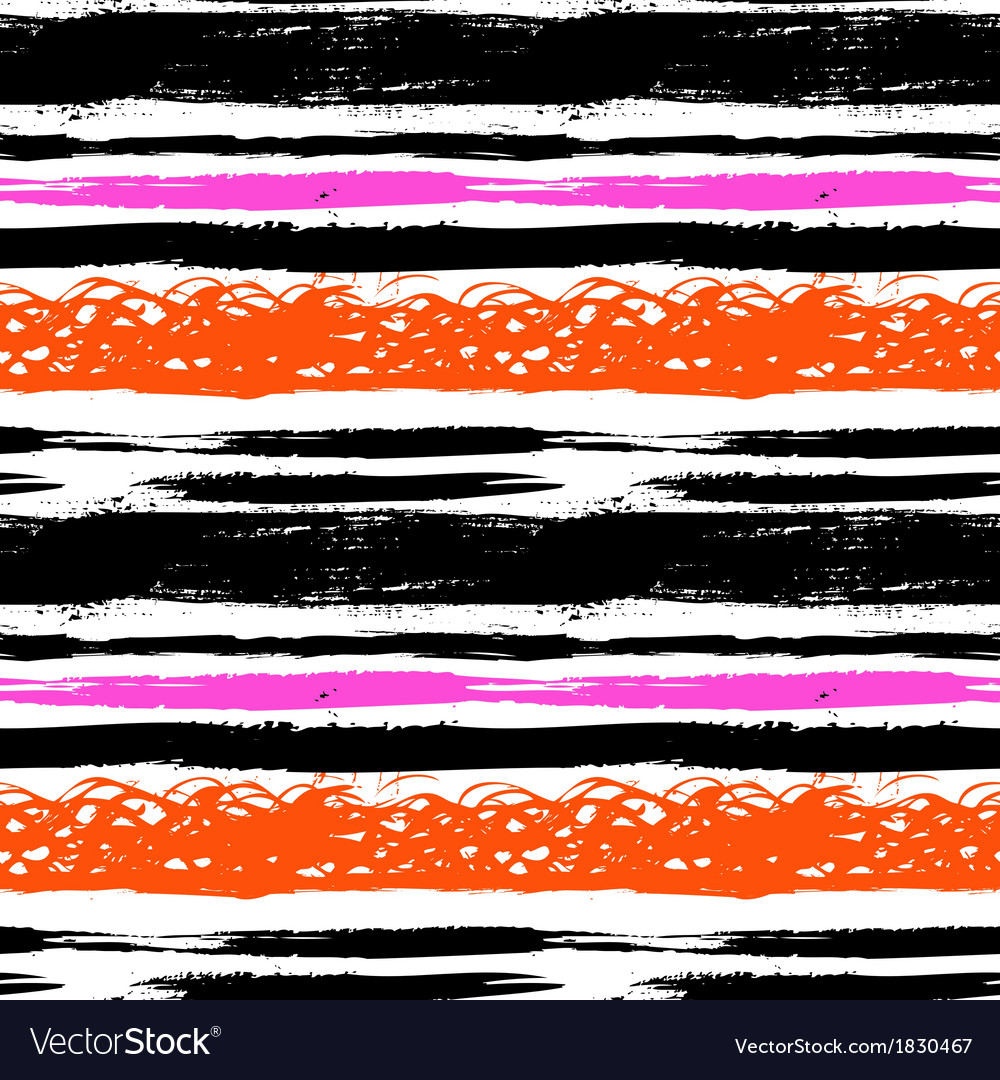 Multicolor striped pattern with brushed lines