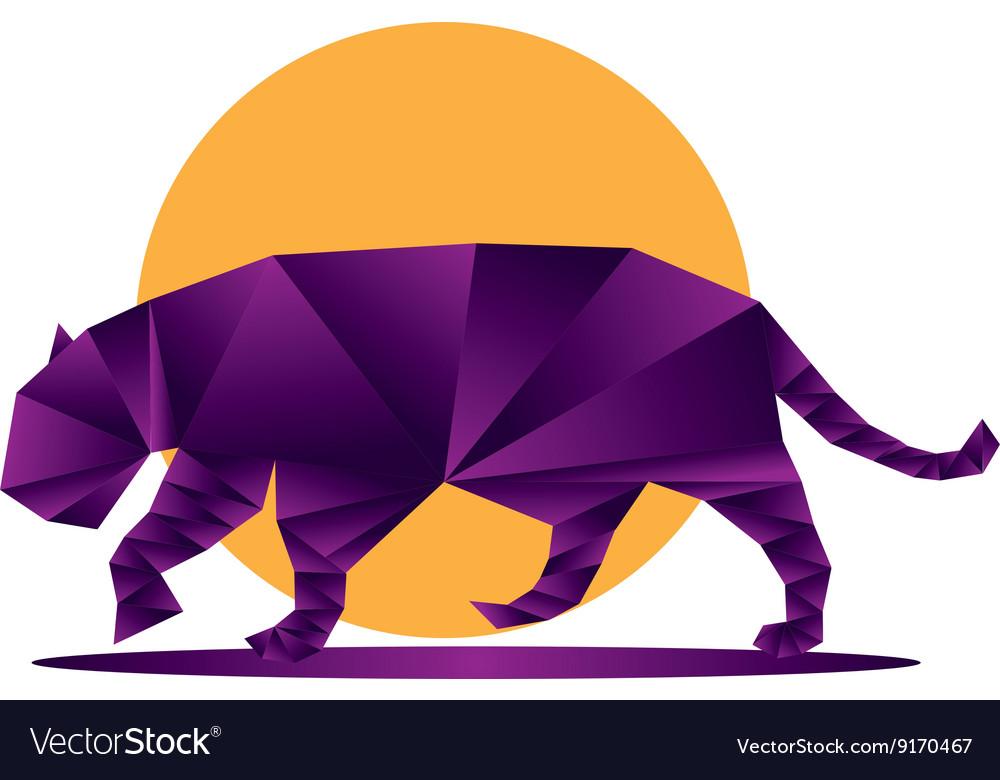 Origami jaguar3