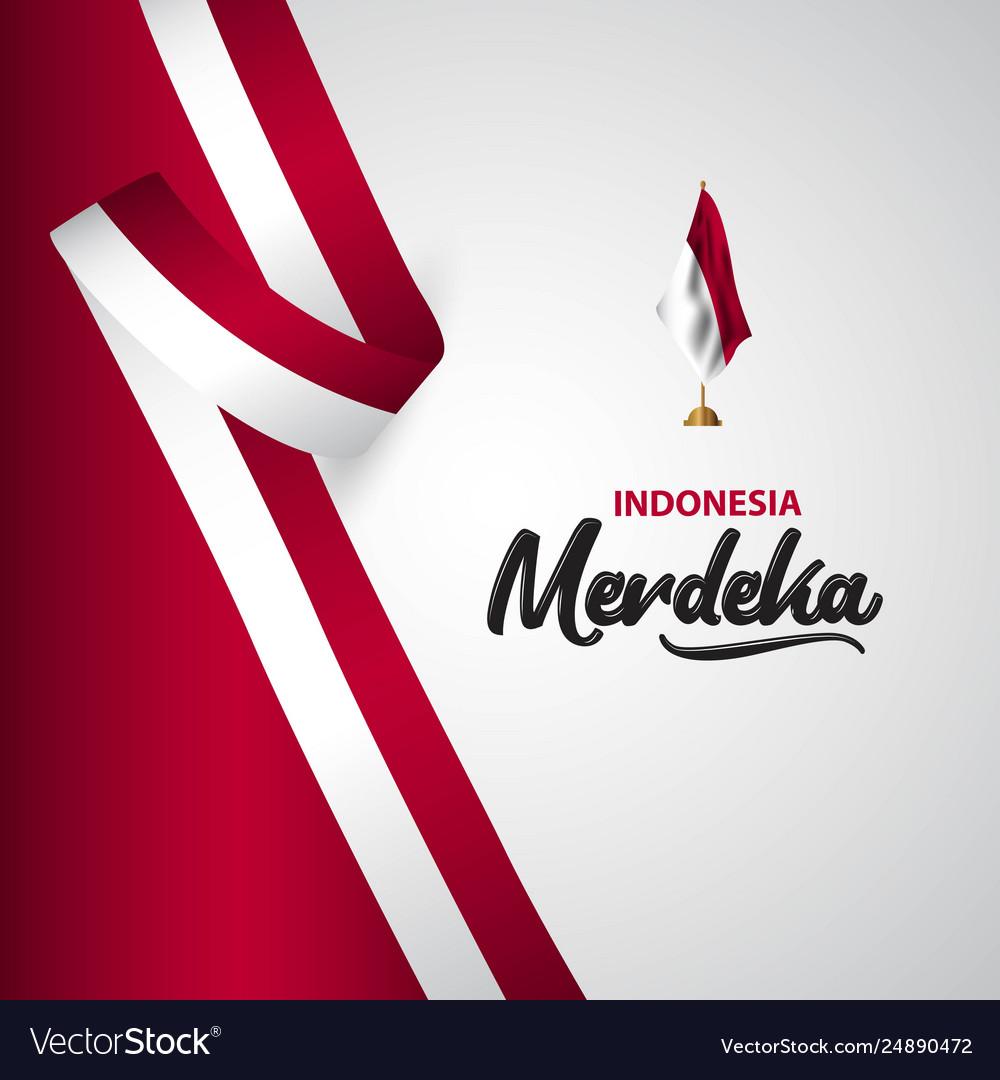 Tren Untuk Poster Indonesia Merdeka 74 Tahun