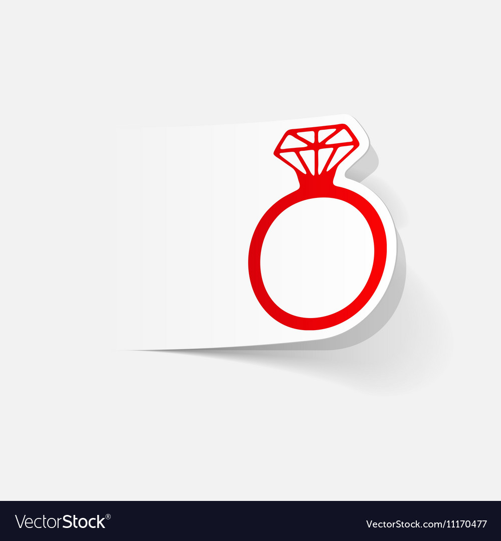 Design A Enement Ring   Realistic Design Element Ring Royalty Free Vector Image